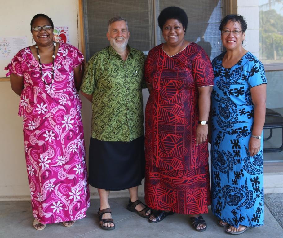 Don Payne Fiji Day